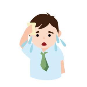汗を抑える方法4選!多汗症の私が実際に試したこと